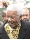 Nelson MANDELA (Photo Sipa)