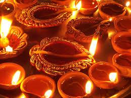 Lumières fête Diwali