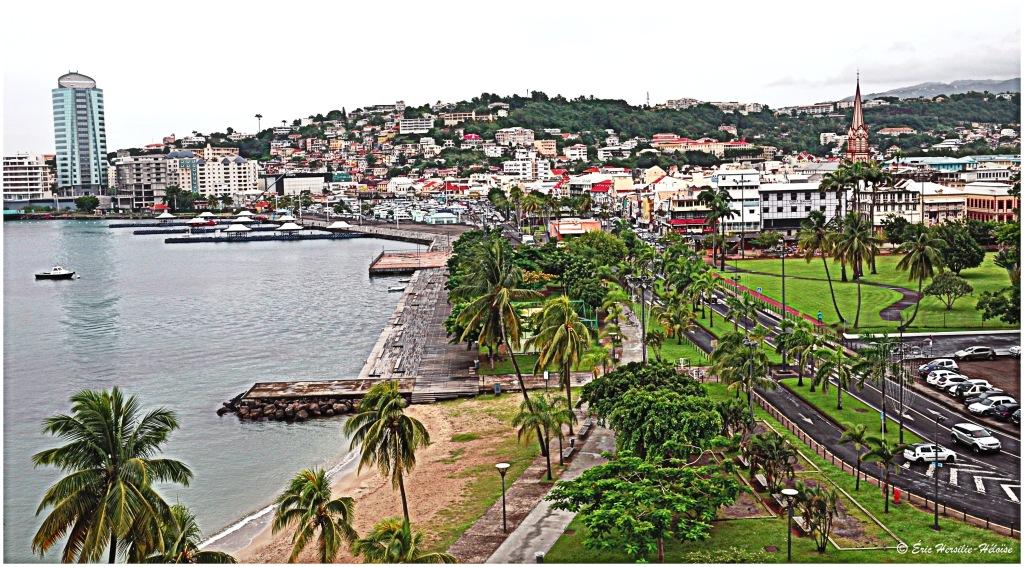 Martinique : les origines mulâtres de la ville capitale