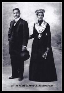 Henry SIDAMBAROM, défenseur de la cause des travailleurs indiens