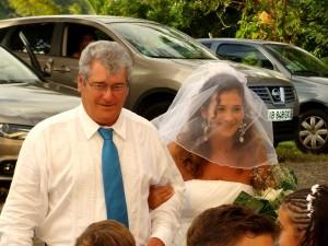Mariage d'Audrey de JAHAM et David EREPMOC