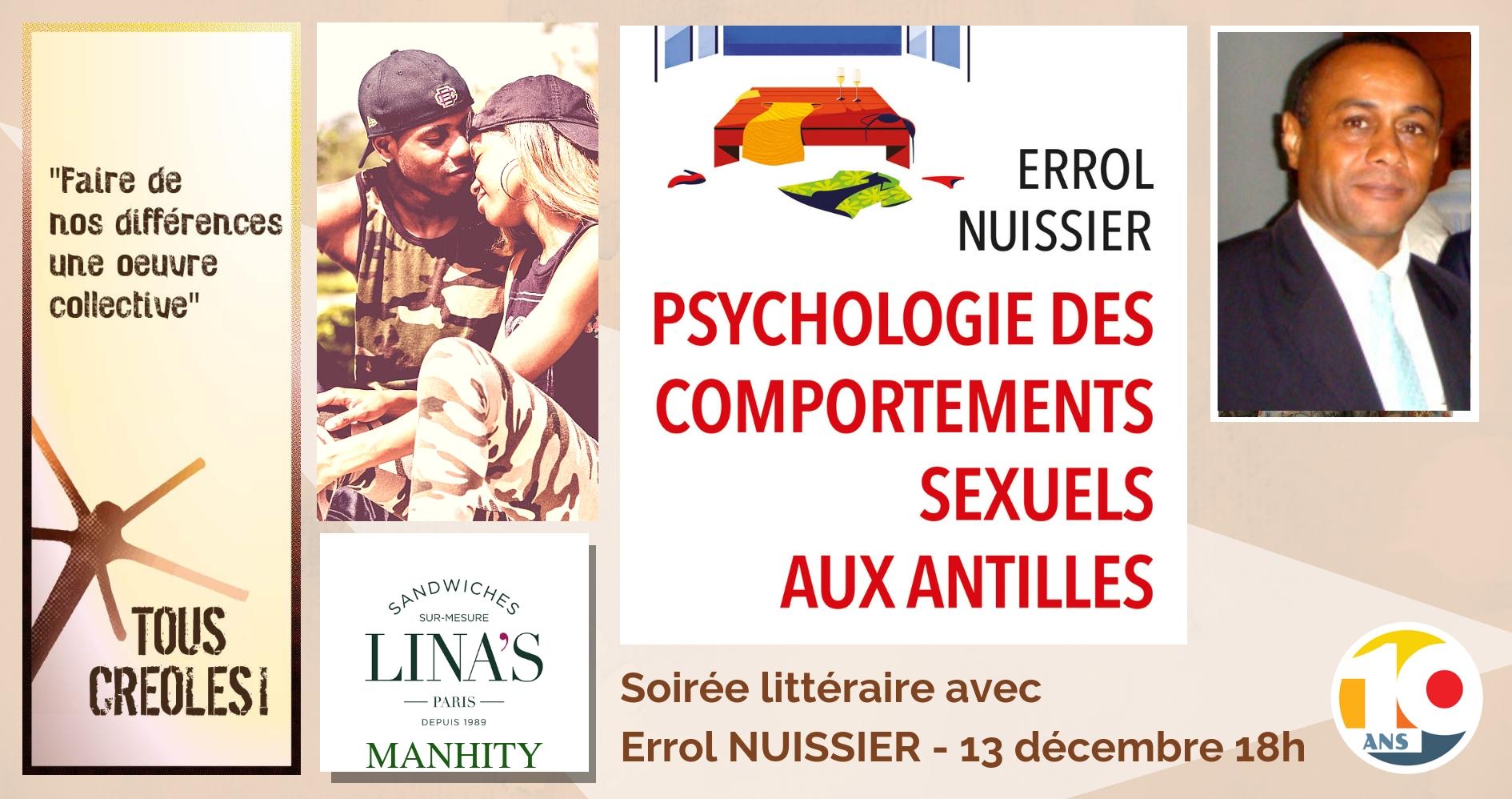 Soirée littéraire NUISSIER - fb