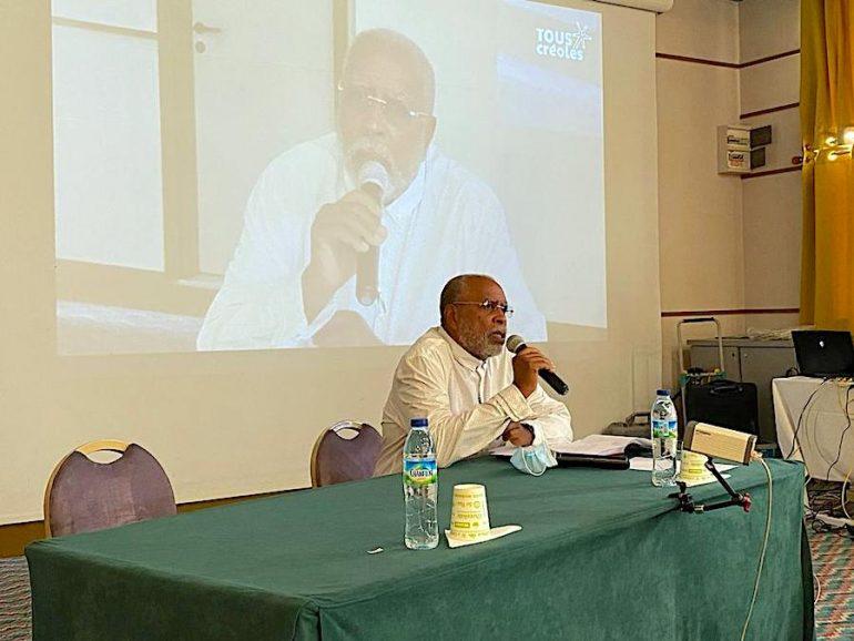 Gérard Dorwling-Carter présente la renaissance de Tous Créoles !