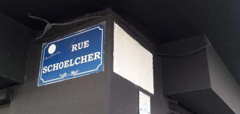 Grammaire de la ville de Fort-de-France où  expliquer la politique mémorielle d'Aimé Césaire