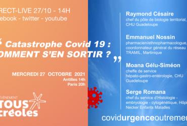 Direct-live mercredi 27 octobre : Covid-19, comment s'en sortir ?